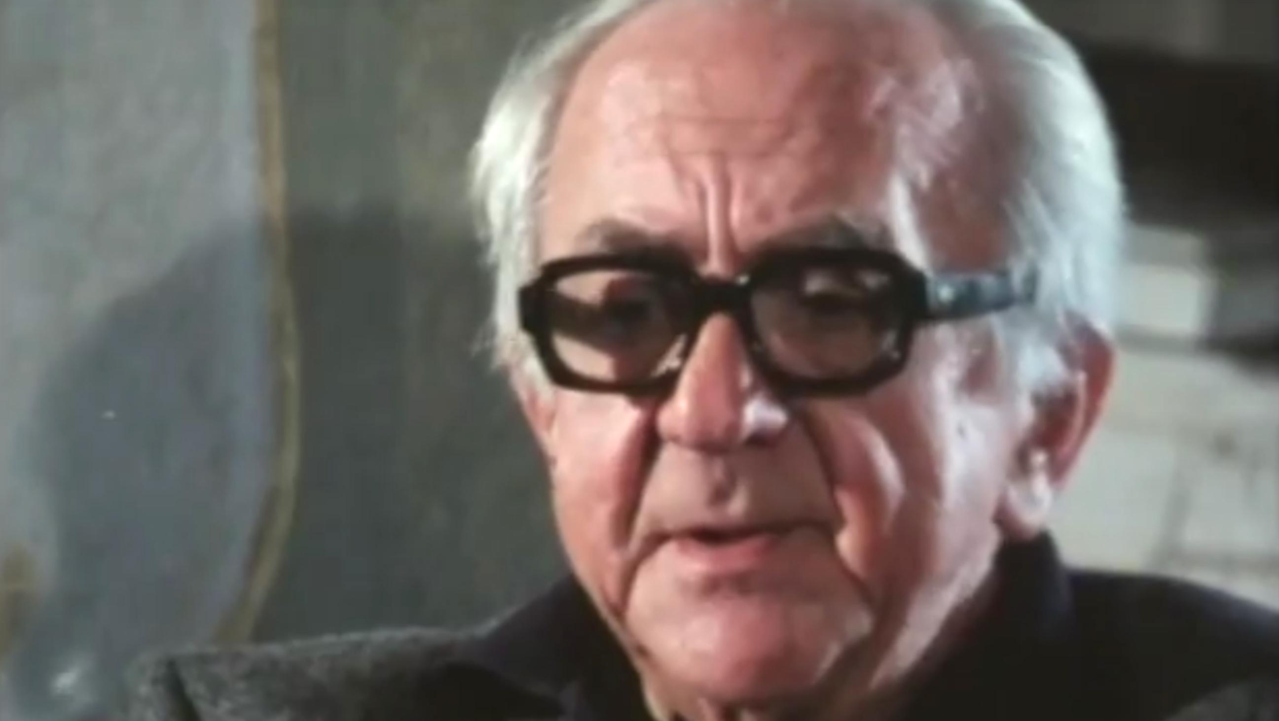Νίκος Νικολάου, ζωγράφος -27 Ιουλίου 1986 - ERT.GR