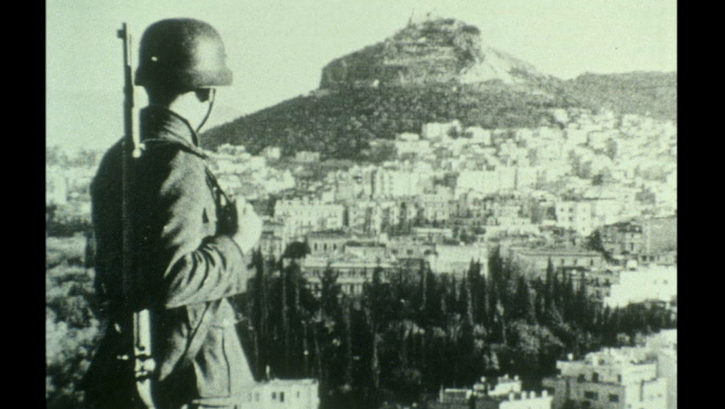 Εισβολή των Γερμανών στην Αθήνα – 27 Απριλίου 1941