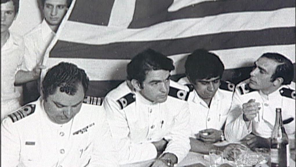 Η ανταρσία του Α/Τ «Βέλος» – 25 Μαΐου 1973