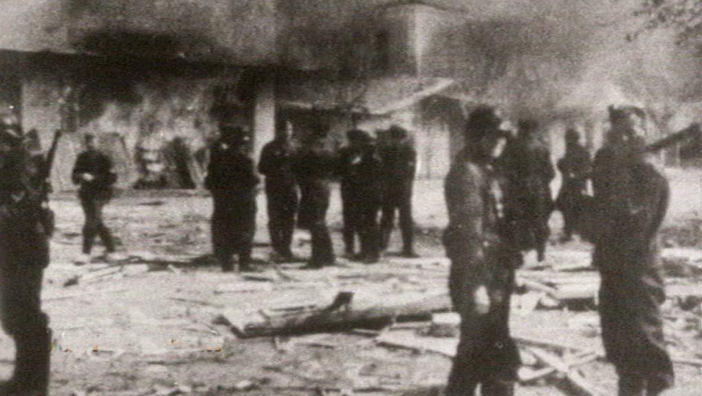 Η σφαγή στο Δίστομο – 10 Ιουνίου 1944