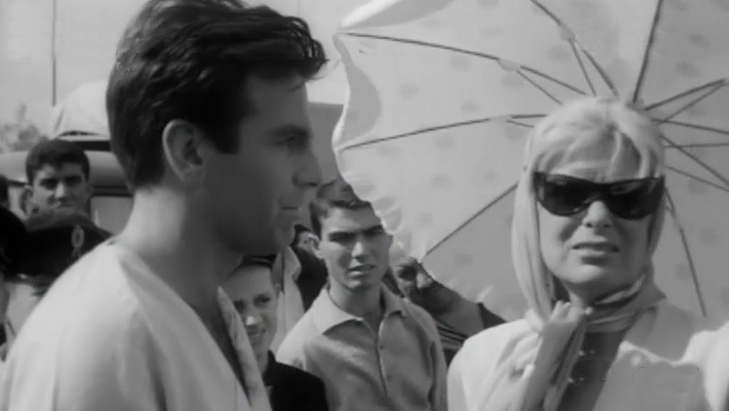 Τα γυρίσματα του «Τοπκαπί» στην Καβάλα, 1963