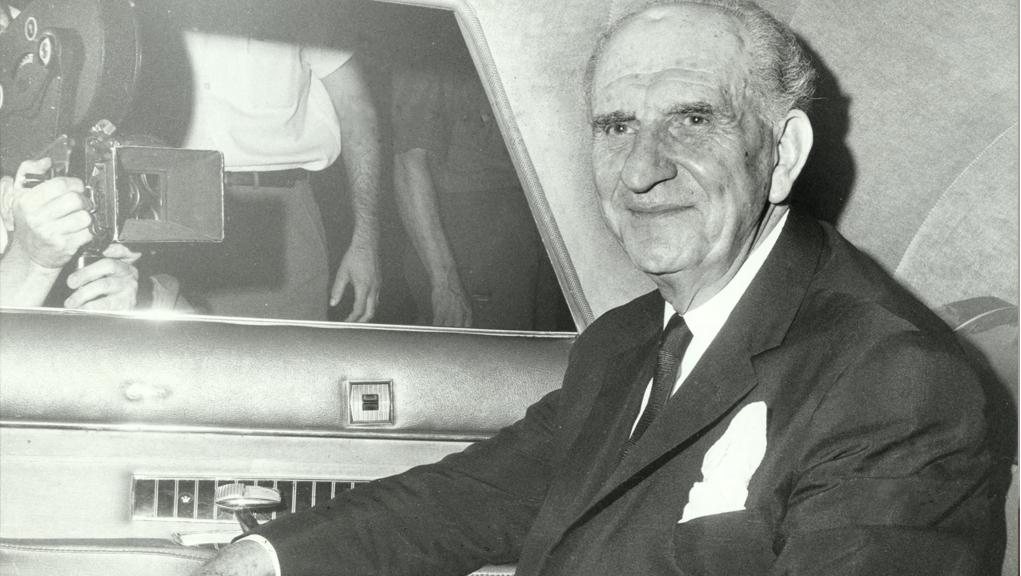 Γεώργιος Παπανδρέου – 1 Νοεμβρίου 1968