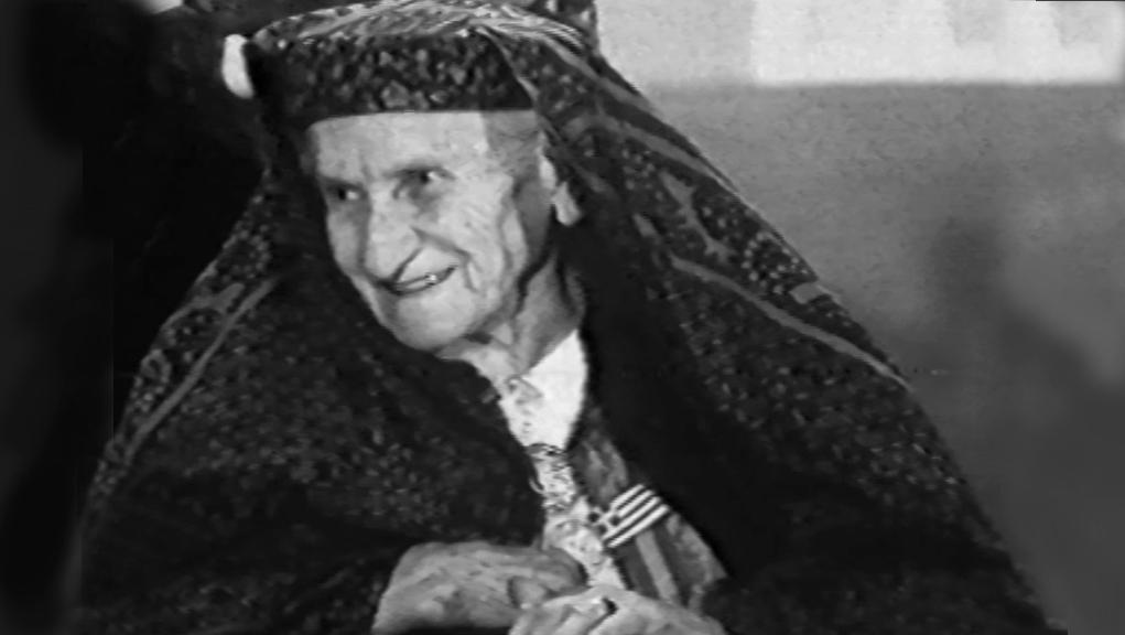 Δέσποινα Αχλαδιώτη, η Κυρά της Ρω – 13 Μαΐου 1982