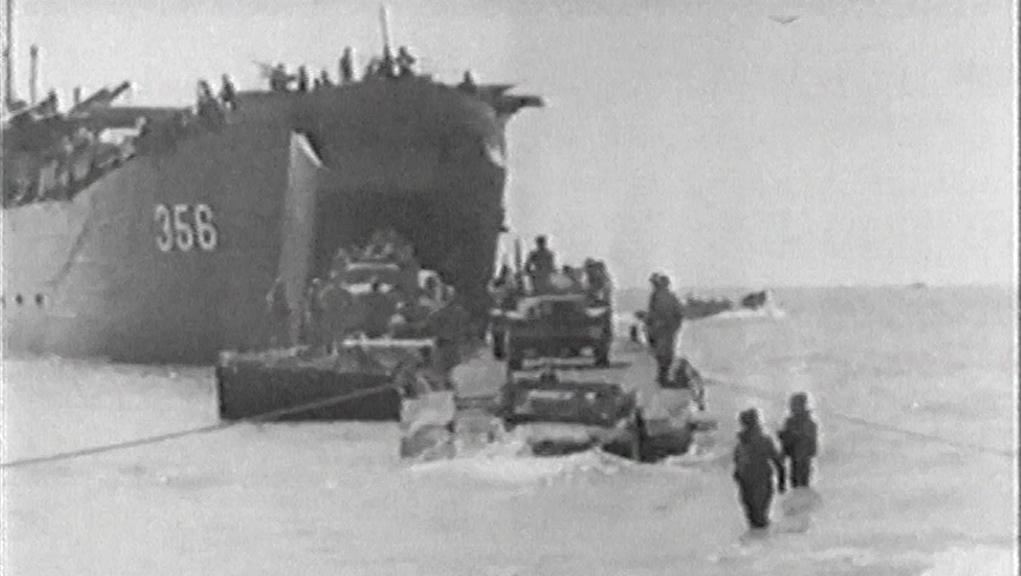 Απόβαση στη Νορμανδία – 6 Ιουνίου 1944