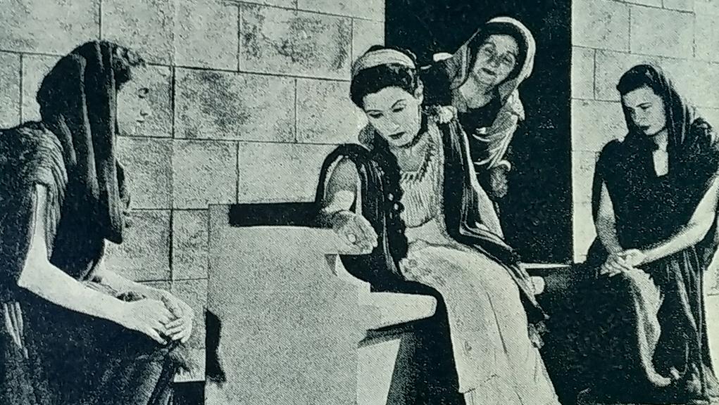 Έλσα Βεργή – 25 Ιουνίου 1989