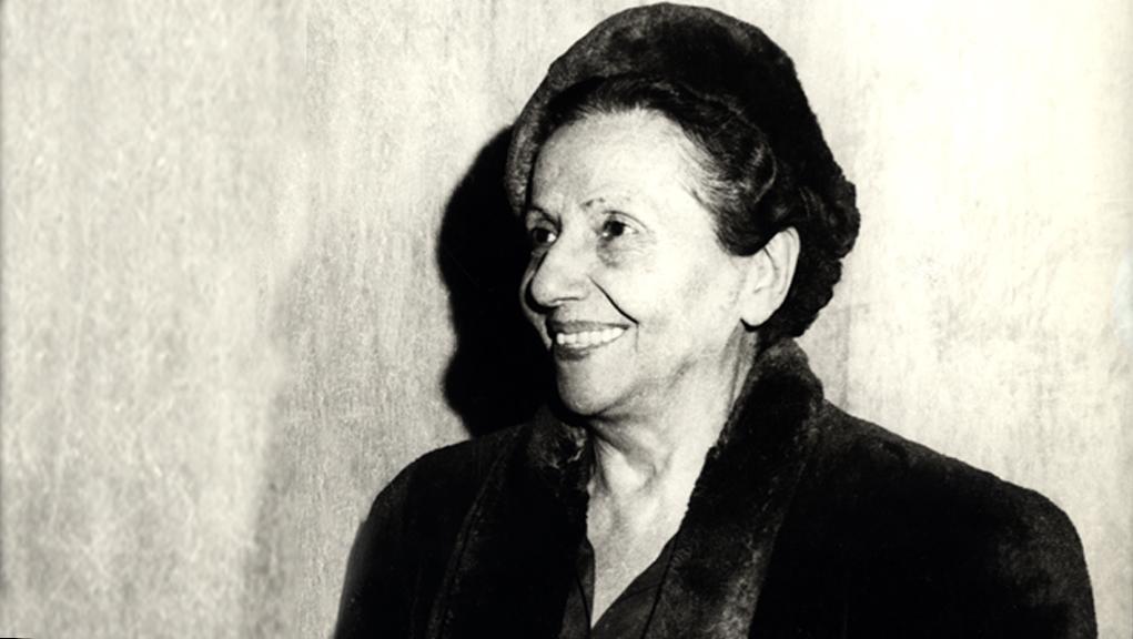 Μαρίκα Κοτοπούλη – 11 Σεπτεμβρίου 1954