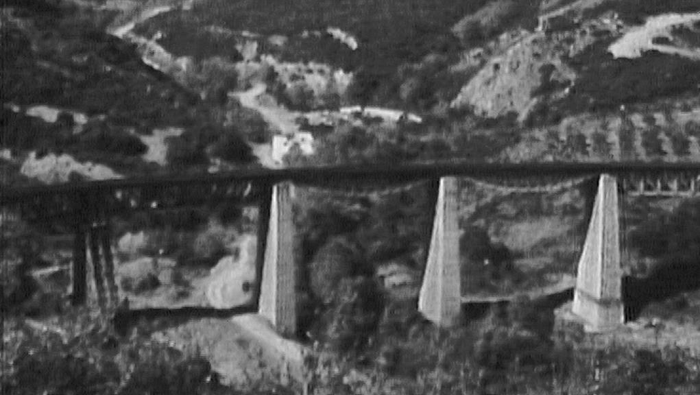 Ανατίναξη γέφυρας Γοργοπόταμου – 25 Νοεμβρίου 1942