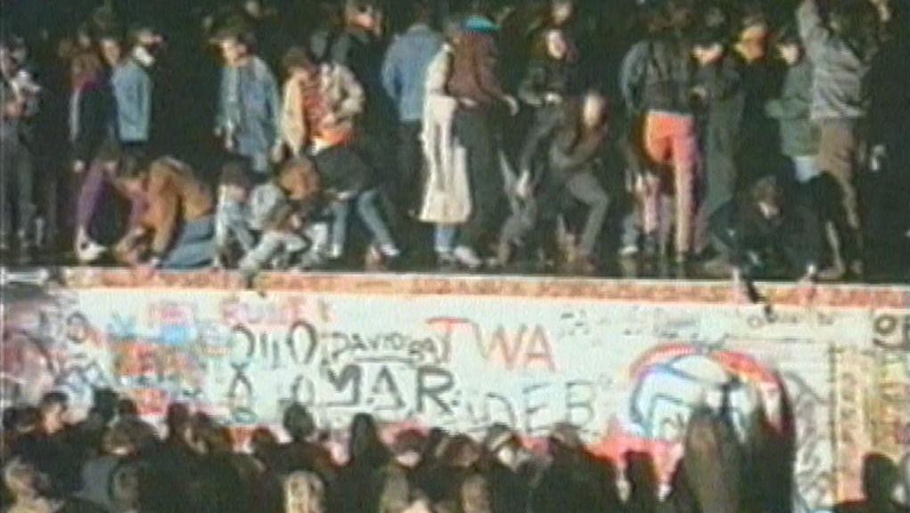 Τριάντα χρόνια από την πτώση του Τείχους του Βερολίνου, 1989