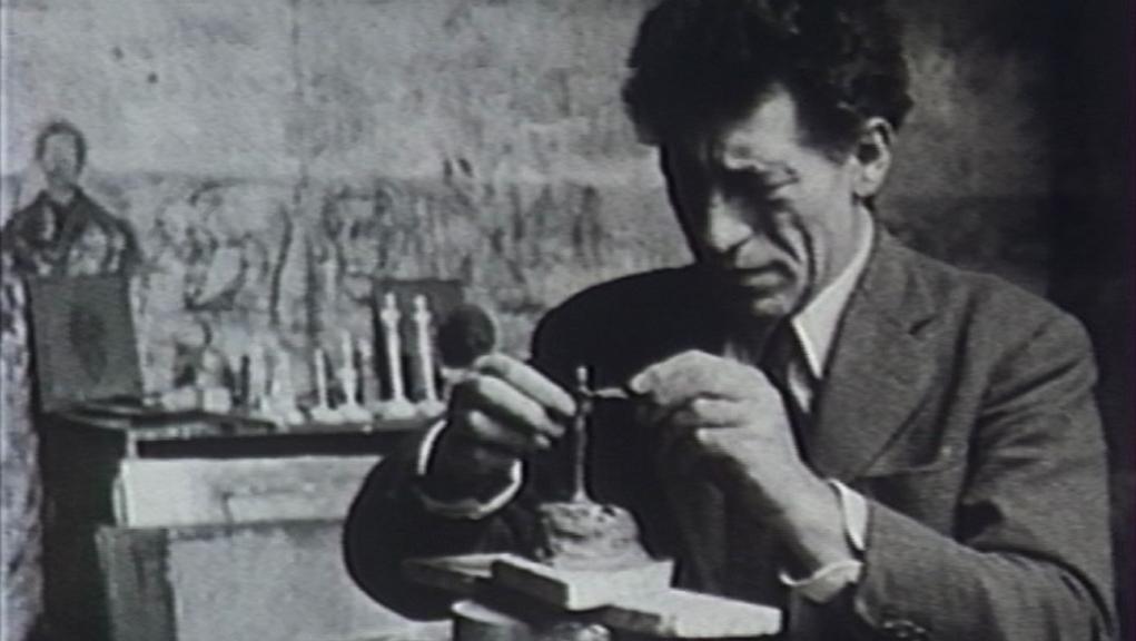Αλμπέρτο Τζακομέττι – 11 Ιανουαρίου 1966