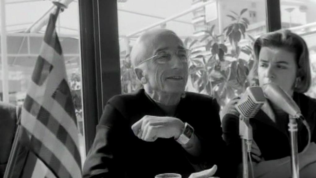Ζακ-Υβ Κουστώ – 25 Ιουνίου 1997