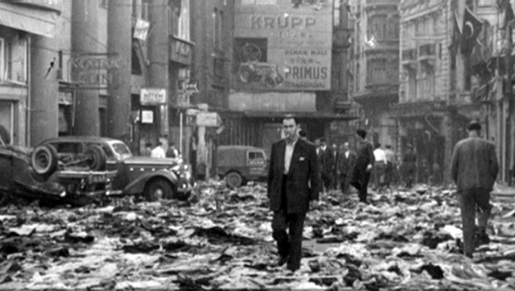 6 Σεπτεμβρίου 1955- Σεπτεμβριανά