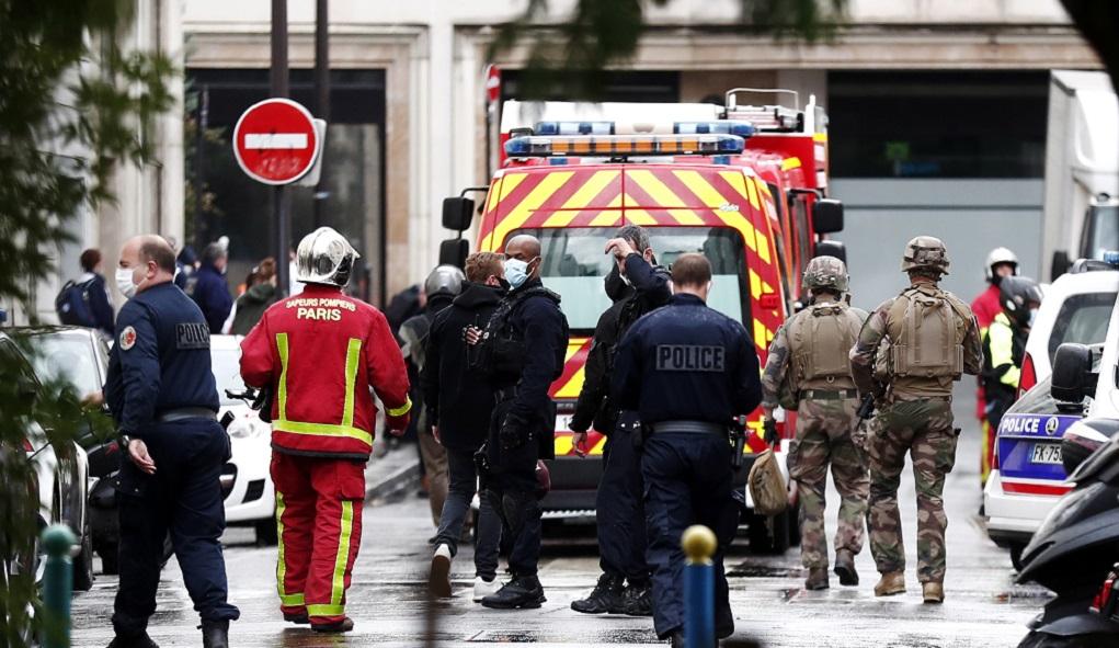 Ομολόγησε την πράξη του ο βασικός ύποπτος της επίθεσης έξω από το Charlie Hebdo