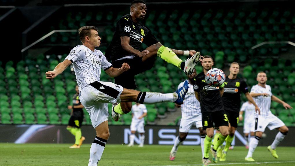 Άδικη ήττα 2-1 στo Κράσνονταρ για τον ΠΑΟΚ που ελπίζει