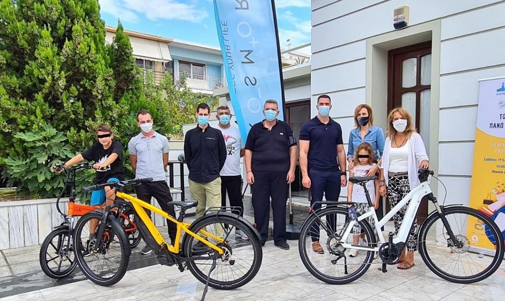 Έκθεση Ηλεκτρικού Ποδηλάτου στον Ασπρόπυργο: «Πράσινη Μετακίνηση χωρίς ρύπους»