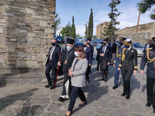 Οι επισκέψεις της Προέδρου της Δημοκρατίας στη Θεσσαλονίκη (video)