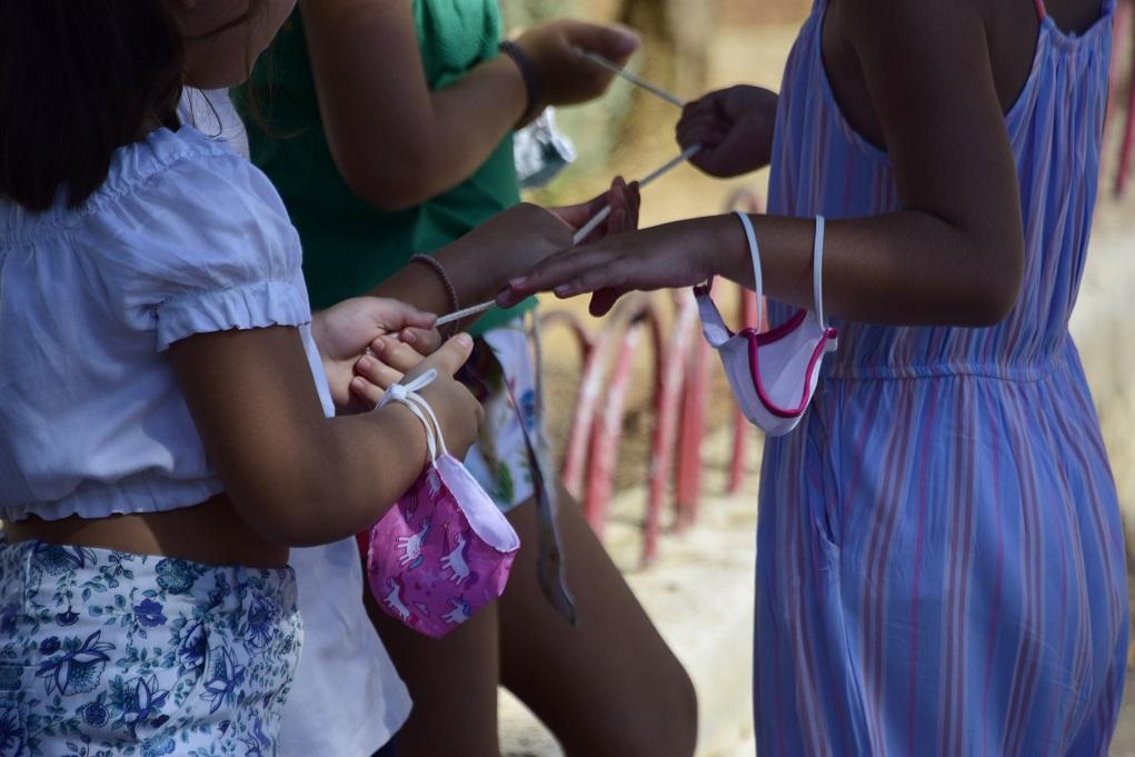 Ηράκλειο: 35 παιδιά εκτός σχολείου λόγω αρνητών της μάσκας (video)
