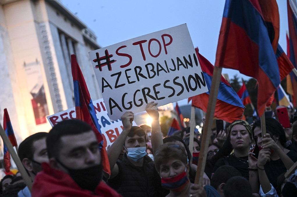 Στις Βρυξέλλες ο πρόεδρος της Αρμενίας – Πρωτοβουλία Πομπέο για το Ν. Καραμπάχ