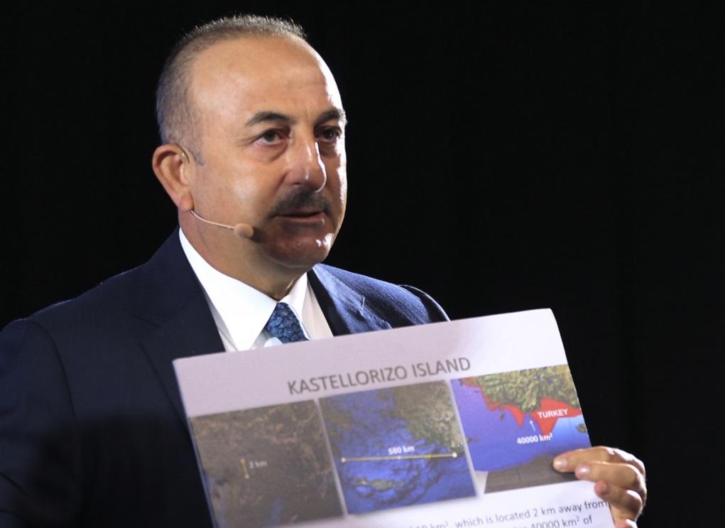 Απορρίπτει η Τουρκία ως αβάσιμη την κοινή δήλωση της τριμερούς συνόδου στην Κύπρο