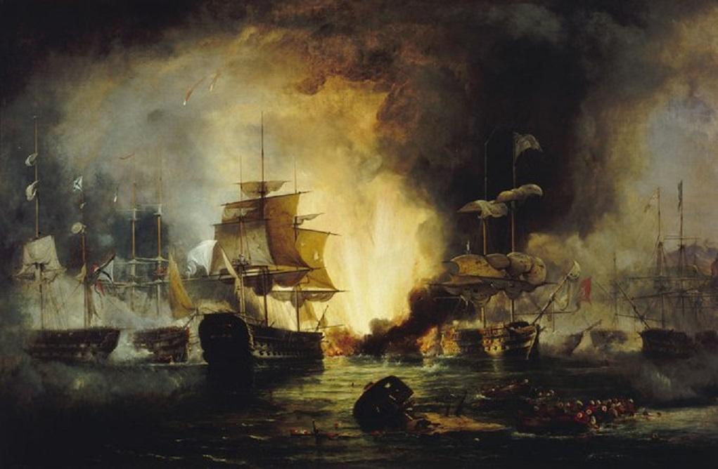 Ρωσικό ΥΠΕΞ: Ανάρτηση με νόημα για τη νίκη στο Ναυαρίνο και την ήττα των Οθωμανών