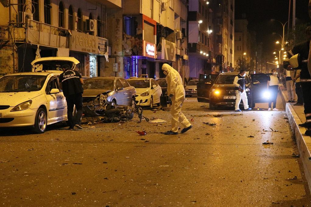 Τουρκία: Ισχυρή έκρηξη στην Αλεξανδρέττα – Νεκροί 2 μαχητές