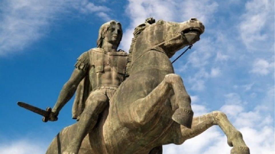 Αποκαλύπτεται το ανάκτορο που γεννήθηκε ο Μέγας Αλέξανδρος