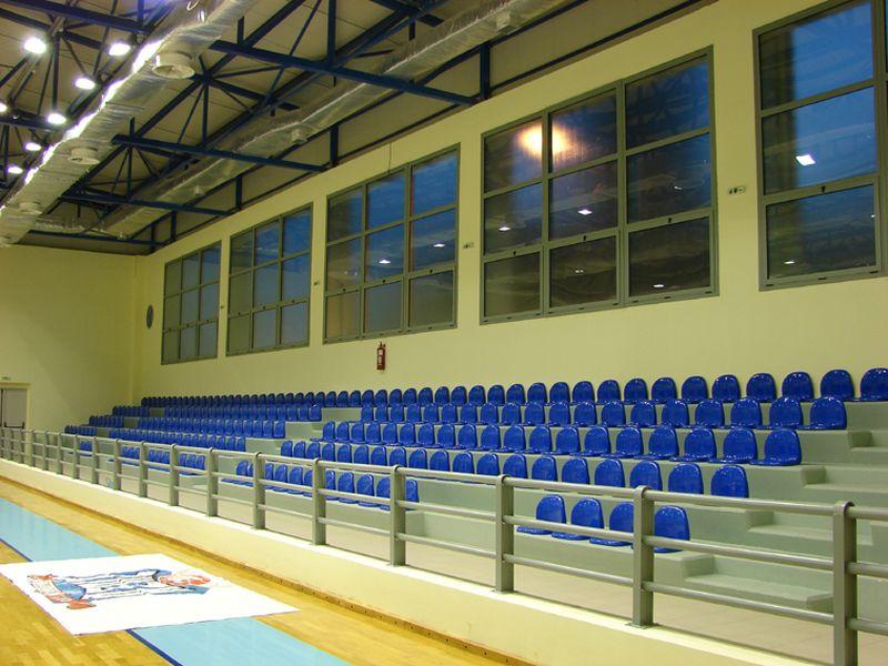 Ξάνθη: Απολύμανση στην αθλητική εγκατάσταση «Χ. Χριστοδούλου»