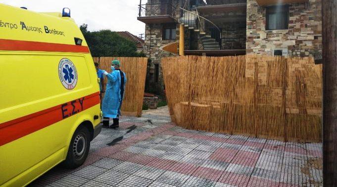 Στον ανακριτή παραπέμφθηκε ο ιδιοκτήτης του παράνομου ξενώνα ηλικιωμένων στην Ηράκλεια Σερρών (video)