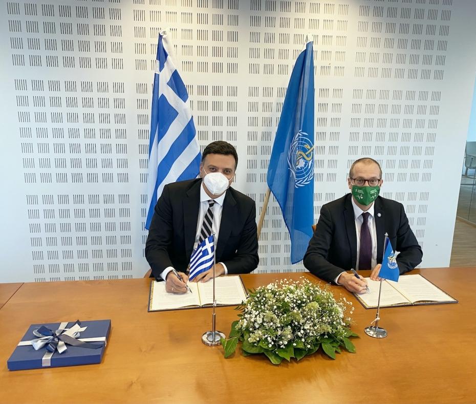 Στην Αθήνα το νέο Γραφείο του ΠΟΥ Ευρώπης – Γιατί επελέγη η χώρα μας
