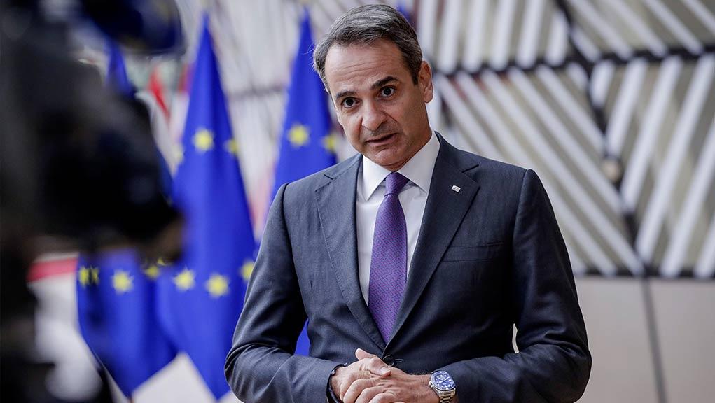 Επικοινωνία Μητσοτάκη – Τζόνσον για  Ανατολική Μεσόγειο, Brexit και πανδημία