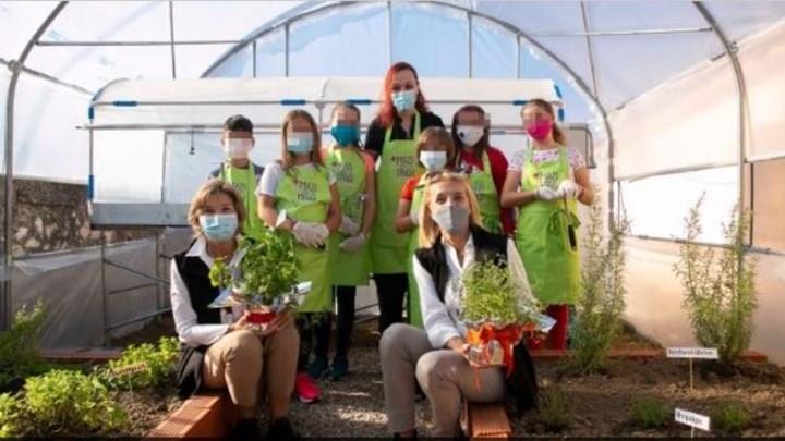 Μαθητές διατηρούν θερμοκήπιο στα Ρίζια Ορεστιάδας (video)