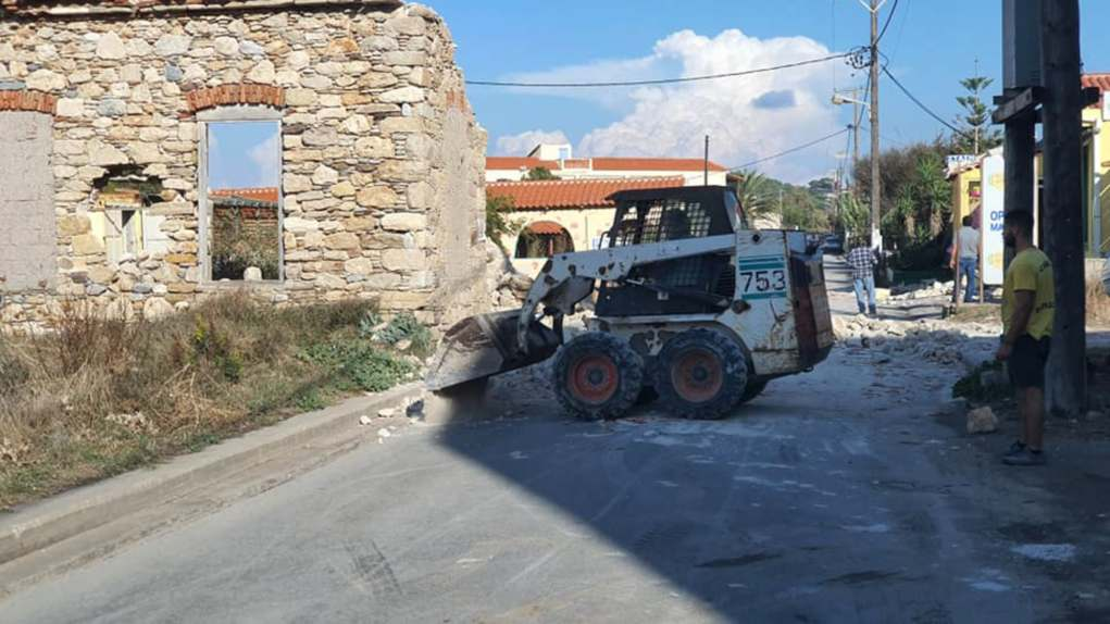 Πένθος στη Σάμο – Οι προειδοποιήσεις από τους σεισμολόγους