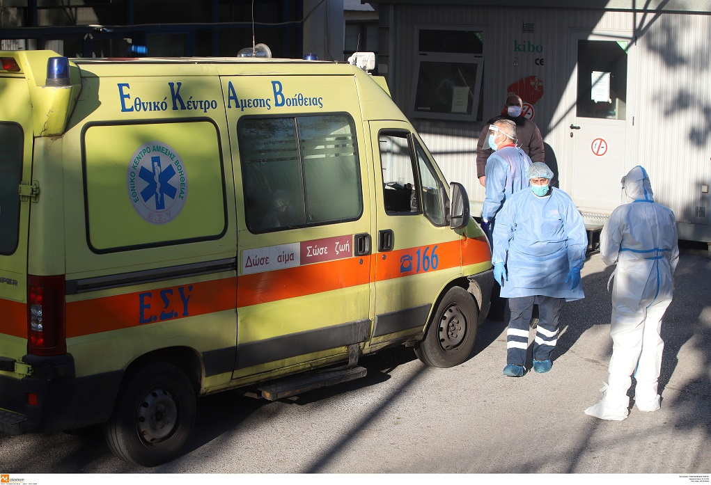 Νέο ρεκόρ θανάτων από κορονοϊό, παρά τα σημάδια για μείωση διασποράς – Πίεση στις ΜΕΘ Β. Ελλάδας