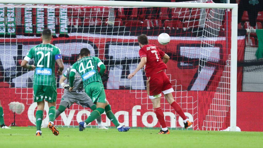 Ο Φορτούνης έδωσε τη νίκη με 1-0 στον Ολυμπιακό επί του Παναθηναϊκού