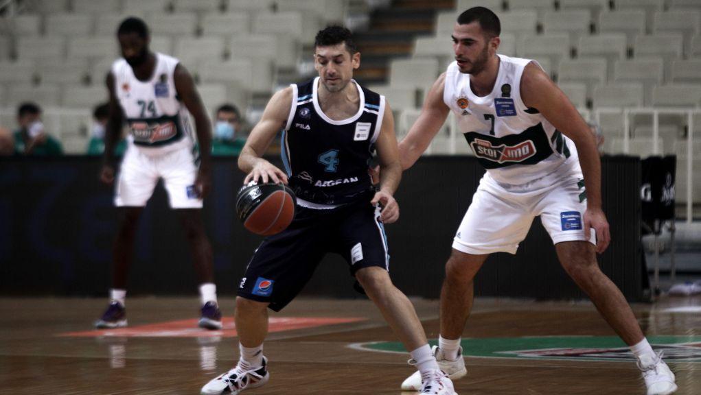 Με κορυφαίο τον Νέντοβιτς ο Παναθηναϊκός νίκησε 90-67 τον Κολοσσό