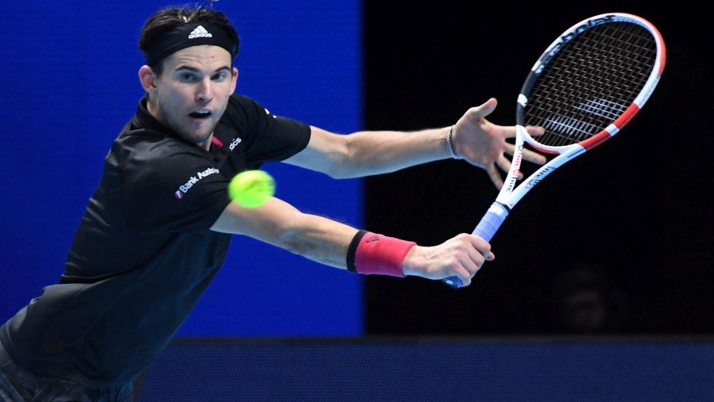 ATP Finals: Στον τελικό ο Τιμ, απέκλεισε τον Τζόκοβιτς (δείτε τα highlights)