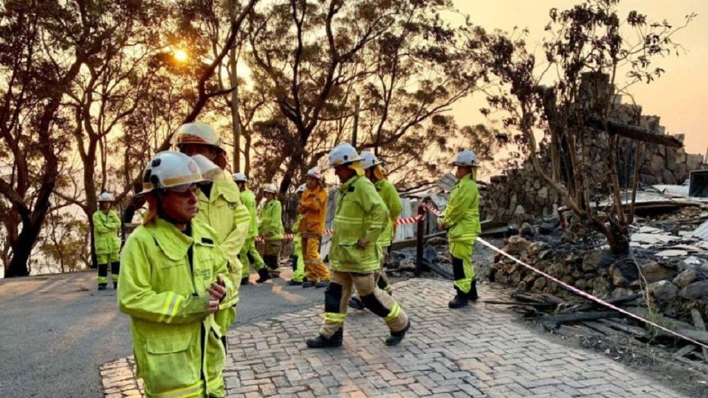 Σίδνεϊ: Περισσότερες από 40 πυρκαγιές σε εξέλιξη – Στους 45 βαθμούς Κελσίου τοπικά η θερμοκρασία