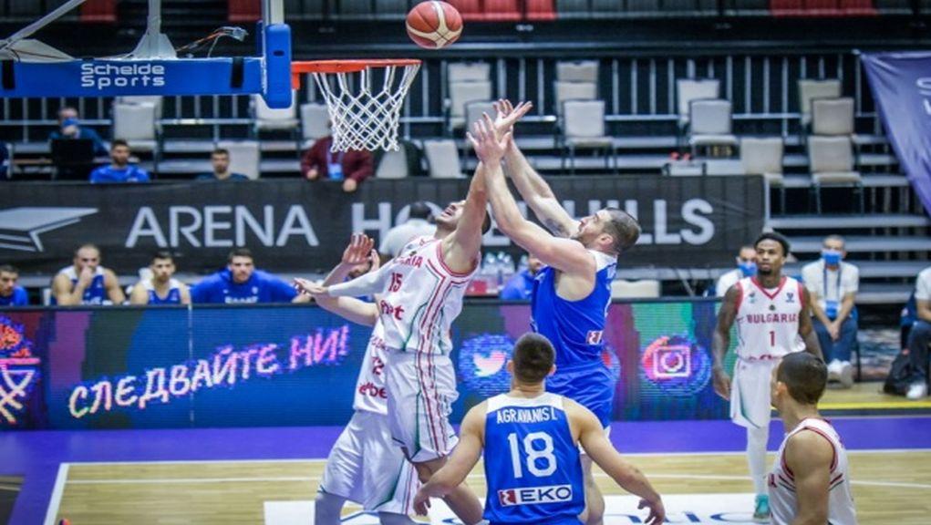 Προκρίθηκε στο Ευρωμπάσκετ η εθνική, Βουλγαρία-Ελλάδα 78-84 παρ. (video)