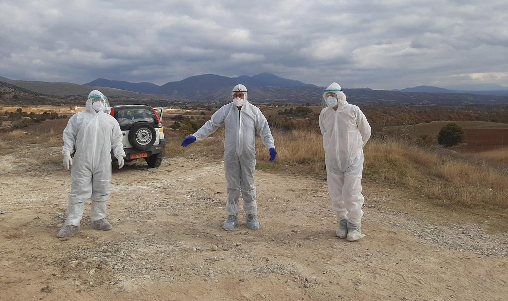 Δ. Μακεδονία: Σε αναμονή των εξετάσεων γουνοφόρων ζώων για κορονοϊό