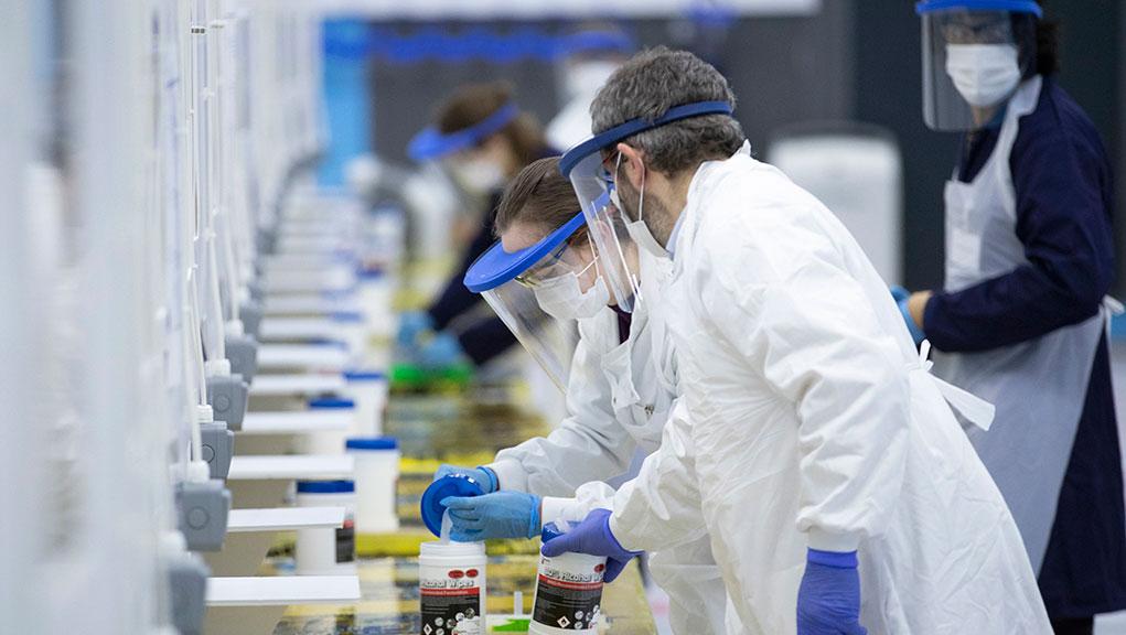 Βρετανία: 1300 άτομα έλαβαν λανθασμένη διάγνωση για μόλυνση από τον κορονοϊό