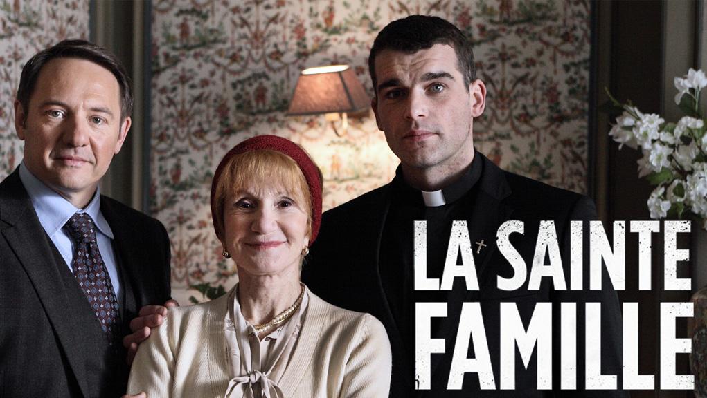 ΕΡΤ3 – Μια ιερή οικογένεια – Α᾽ Τηλεοπτική μετάδοση – Δραματική κομεντί