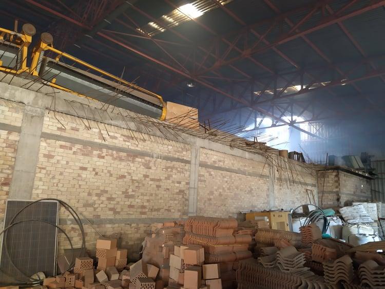 Ηλεία: Σημαντικές ζημιές από φωτιά σε μεγάλο εργοστάσιο