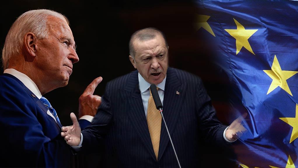 H Toυρκία μεταξύ «αμερικανικής σφύρας» και «ευρωπαϊκού άκμονος» ;