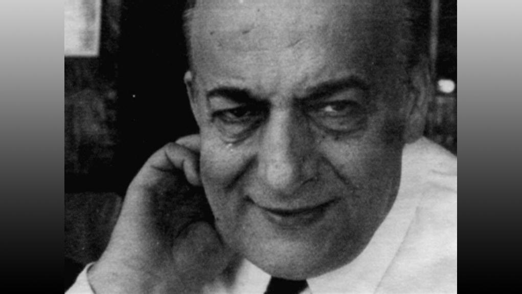 Νίκος Γκάτσος – 8 Δεκεμβρίου 1911