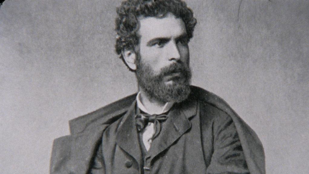 Νικόλαος Γύζης – 4 Ιανουαρίου 1901