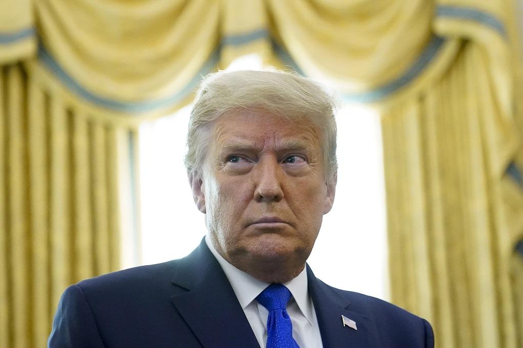 Δεν θα καταθέσει στη δίκη του ο Τραμπ