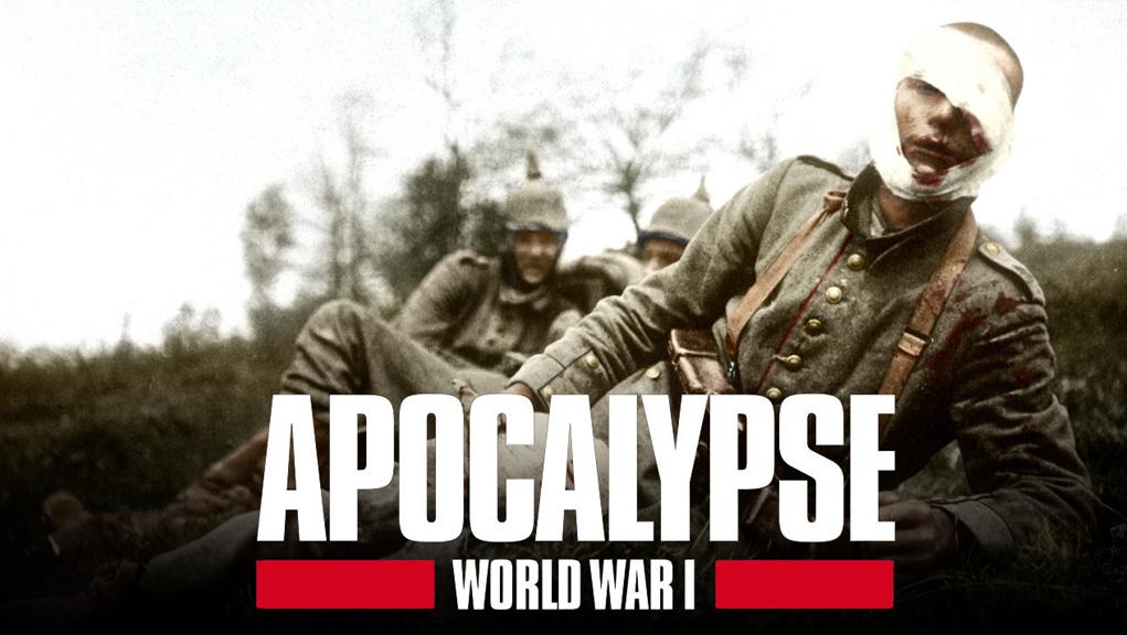 ΕΡΤ3 – Αποκάλυψη: Ο πρώτος παγκόσμιος πόλεμος – Α' Τηλεοπτική Μετάδοση – Σειρά ντοκιμαντέρ (trailer)