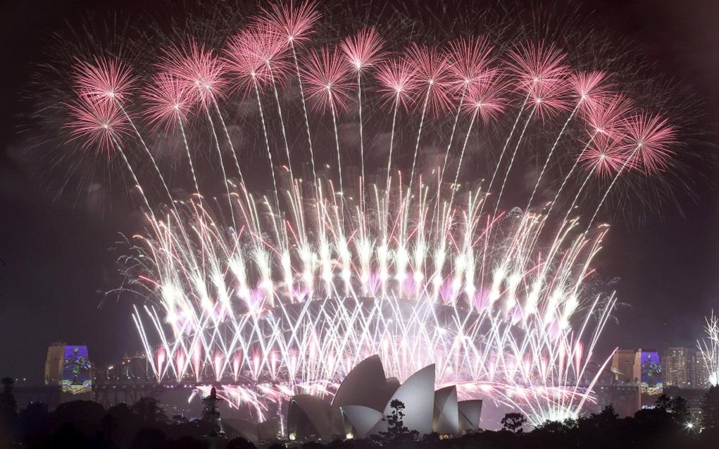 Αυστραλία: Πρωτοχρονιά με πυροτεχνήματα, αλλά χωρίς θεατές