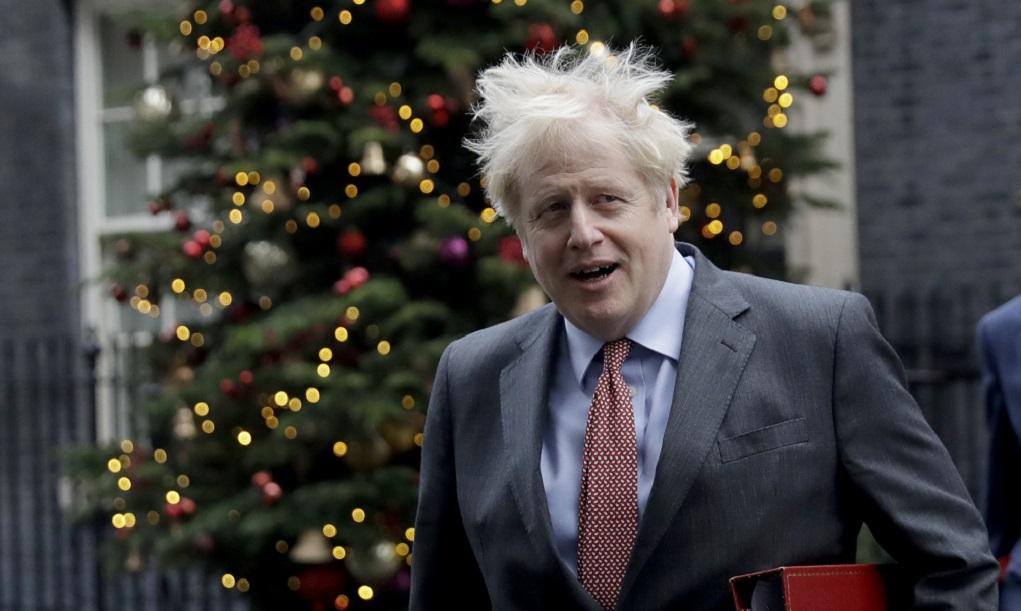 Δεν «βλέπει» εμπορική συμφωνία με την ΕΕ ο Μπόρις Τζόνσον