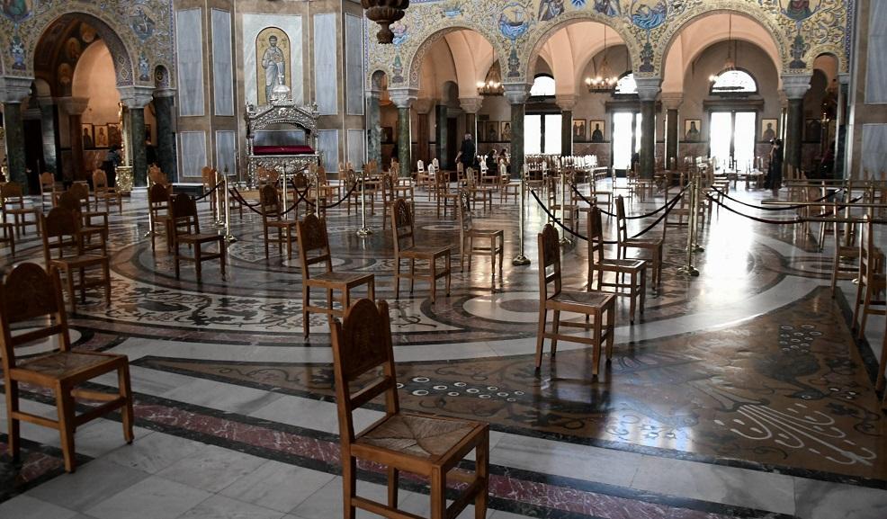 Συνεδριάζει η ΔΙΣ για τη λειτουργία των εκκλησιών στις γιορτές – «Αγκάθι» ο αριθμός των πιστών (video)