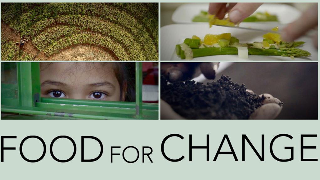 «Συνταγές για έναν καλύτερο κόσμο» στην ΕΡΤ3